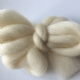 Wool Roving Undyed